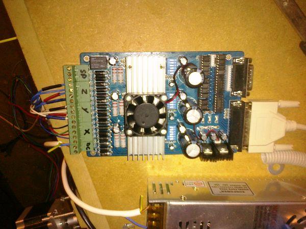 Cheap chinese Stepper motor Controller Board