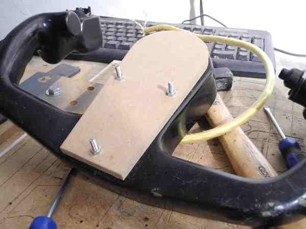 CNC milled part